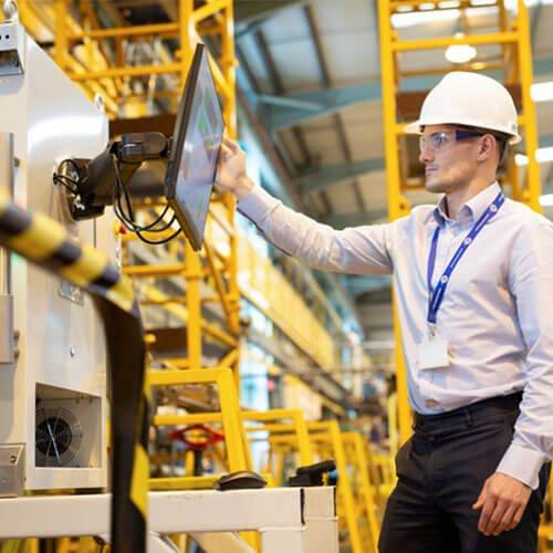 نصب و راه اندازی تجهیزات صنعتی