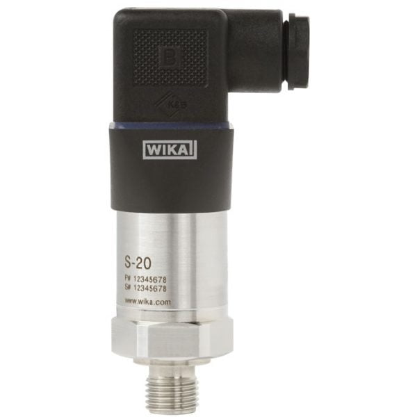 ترانسمیتر فشار ویکا برای کاربردهای صنعتی