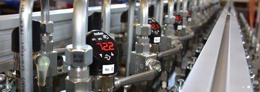 ترانسمیتر فشار ترافاگ مورد استفاده در راه آهن