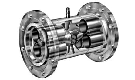 فلومتر توربینی (Turbine)